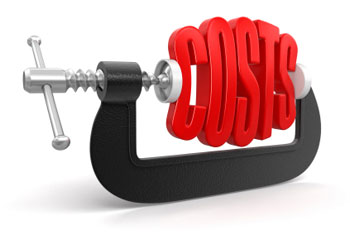Reducing commercial finance costs